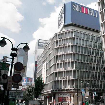 SEIBU SHIBUYA POPUP